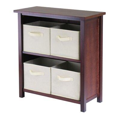 Winsome Verona Low Storage Shelf 30