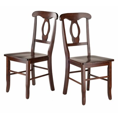 Red Barrel Studio Crosby Side Chair (Set of 2)