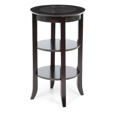 Charlton Home Norfolk End Table