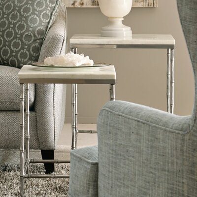 Bernhardt 2 Piece Nesting Tables