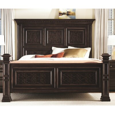 Bernhardt Pacific Canyon Panel Bed