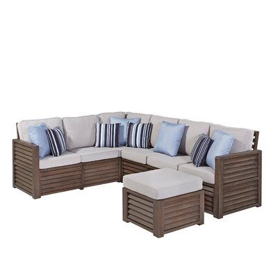 Home Styles Barnside 3 Piece Living Room Set