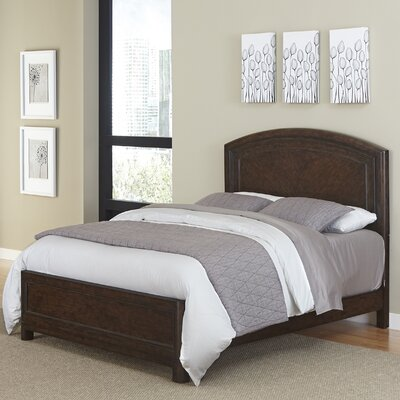 Home Styles Crescent Hill Panel Bed