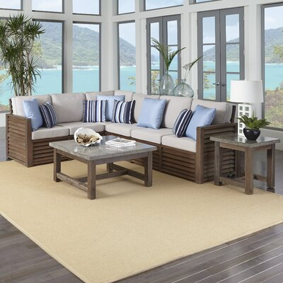 Barnside 4 Piece Living Room Set