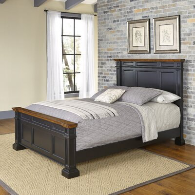 Home Styles Americana Panel Bed