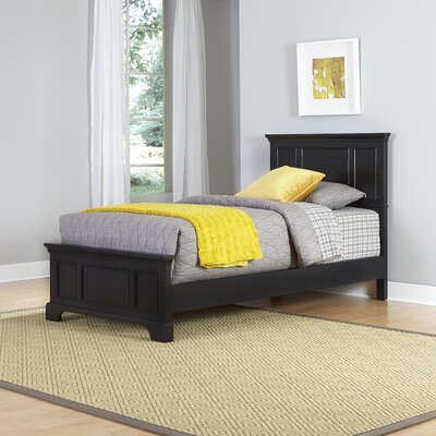 Home Styles Bedford Twin Panel Bed