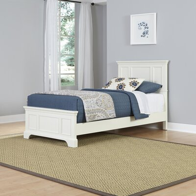 Home Styles Naples Twin Panel Bed