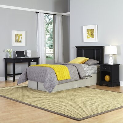 Home Styles Bedford Panel 3 Piece Bedroom Set Image