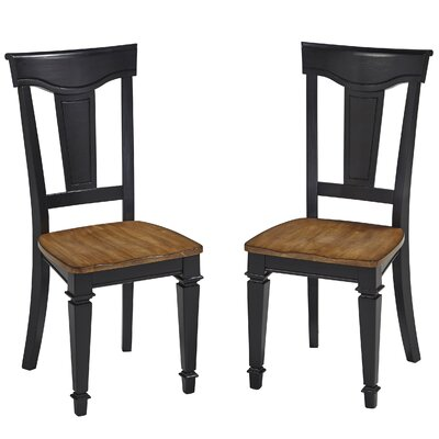 Home Styles Americana Side Chair (Set of 2)