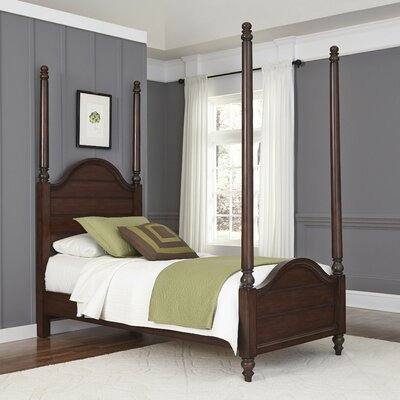 Home Styles Country Comfort Four poster Bed