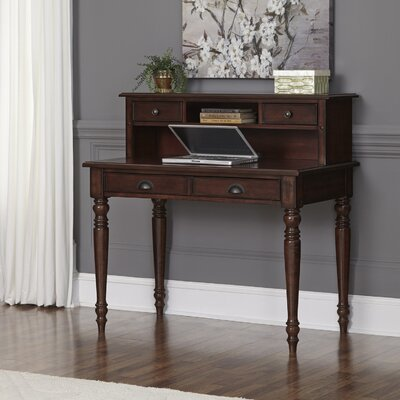 Home Styles Country Comfort Writing Desk with Hutch