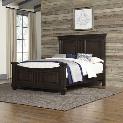 Home Styles Prairie Panel Bed
