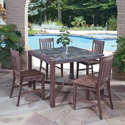 Home Styles Morocco 5 Piece Dining Set