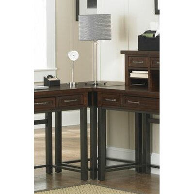 Loon Peak Rockvale Corner Table Desk