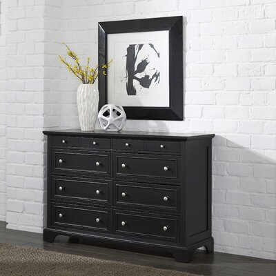 Home Styles Bedford 8 Drawer Dresser