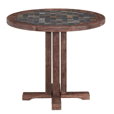 Home Styles Morocco Round Dining Table