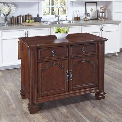 Home Styles Santiago Kitchen Island