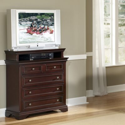 Darby Home Co Linthicum 4 Drawer Media Chest