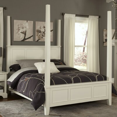 Home Styles Naples Four poster Bed