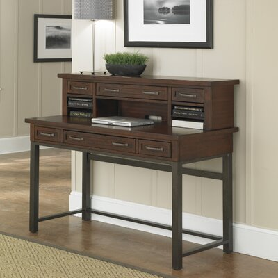 Loon Peak Rockvale Computer Desk with 1 Righ..
