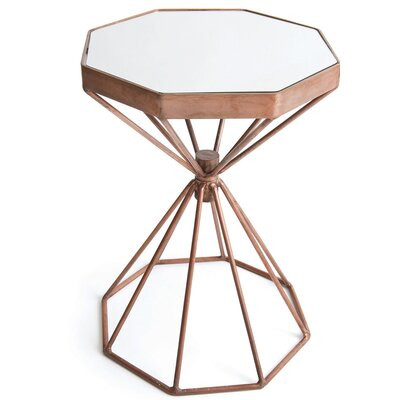 Hip Vintage Ellis End Table
