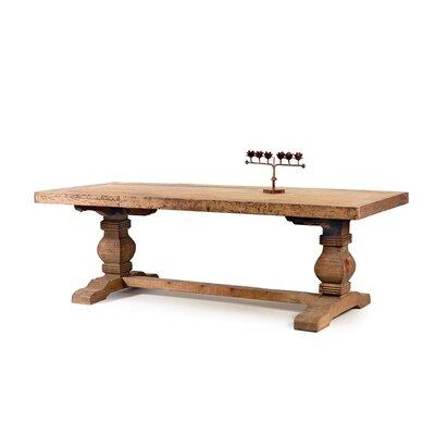 Hip Vintage Swinderby Trestle Dining Table