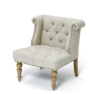 Hip Vintage Townsend Slipper chair