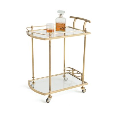 Hip Vintage Shurlock Serving Cart