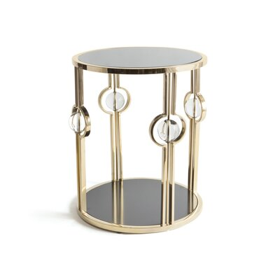 Hip Vintage Pryce End Table