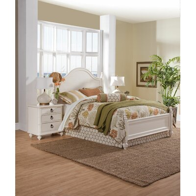 Braxton Culler Woodheaven Panel Bed