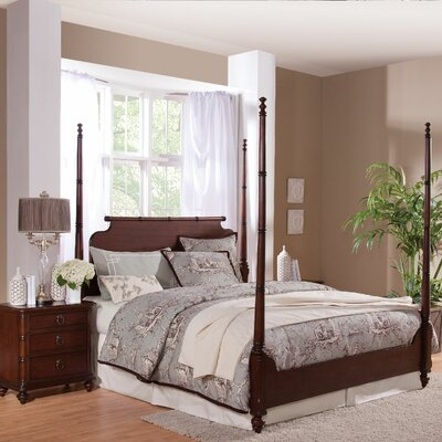 Braxton Culler Woodhaven Four poster Bed