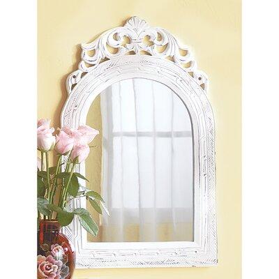 lark manor vertical arched wall mirror u0026 reviews wayfair