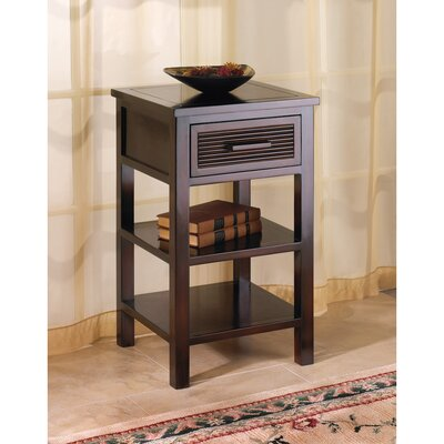 Zingz & Thingz Santa Rosa End Table