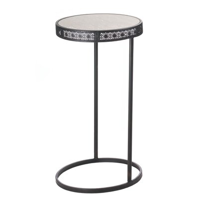 Zingz & Thingz Midnight End Table