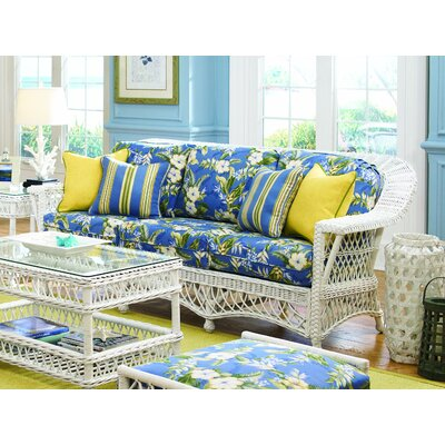 Spice Islands Wicker Bar Harbor Sofa