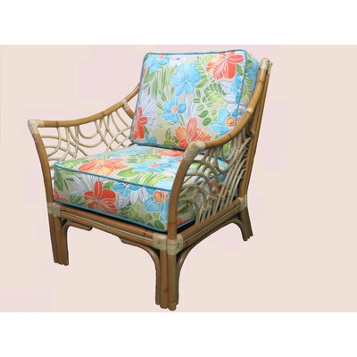 Spice Islands Wicker Bali Chaise Lounge
