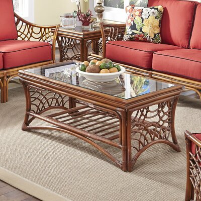Spice Islands Wicker Bali Coffee Table