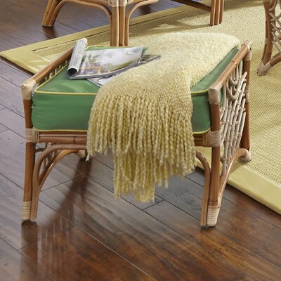 Spice Islands Wicker Bali Ottoman