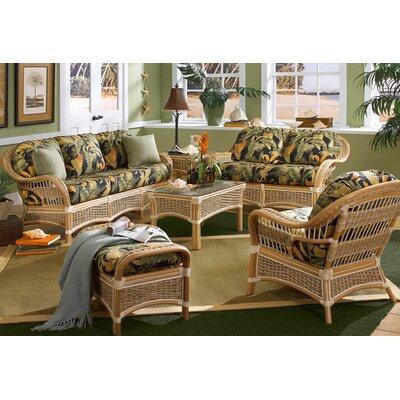 Spice Islands Wicker Islander Living Room Collection