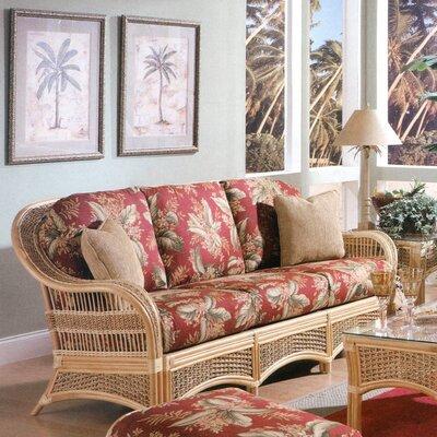 Spice Islands Wicker Sofa