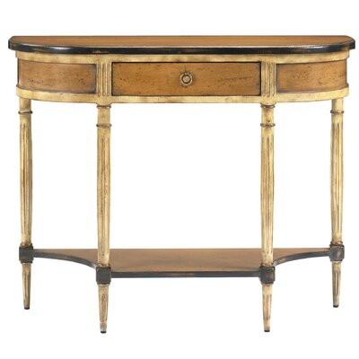 French Heritage French Accents Console Table