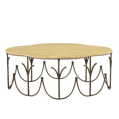 French Heritage French Accents Coffee Table