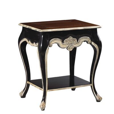 French Heritage Parc Saint-Germain End Table