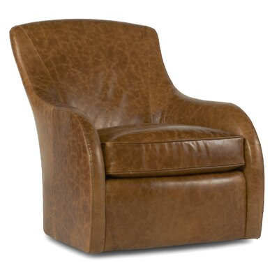 Passport Home Bucket Swivel Arm Chair