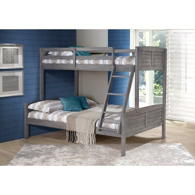 Donco Kids Tree House Twin over Full Bunk Bed