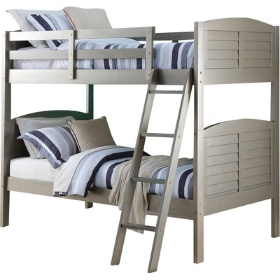 Donco Kids Shutter Twin Bunk Bed