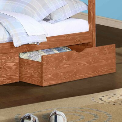 Donco Kids Dual Underbed Drawer