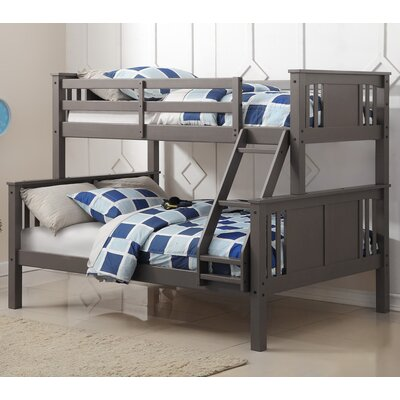 Donco Kids Princeton Twin Over Full Slat Bed