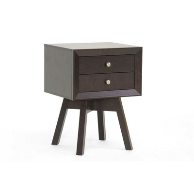 Wholesale Interiors Baxton Studio Lars Side Table
