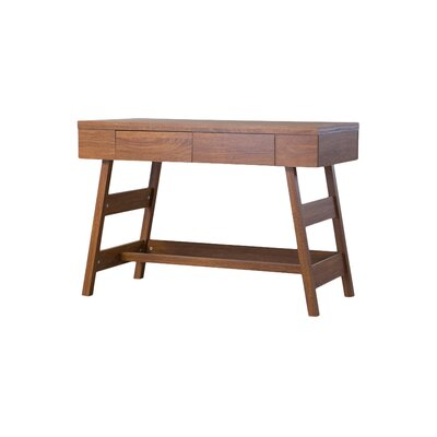 Wholesale Interiors Baxton Studio Trapezo Writing Desk